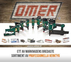 Klammertång PL80.16 LJ - OMER har ett av marknadens bredaste sortiment av klammerverktyg, stiftverktyg