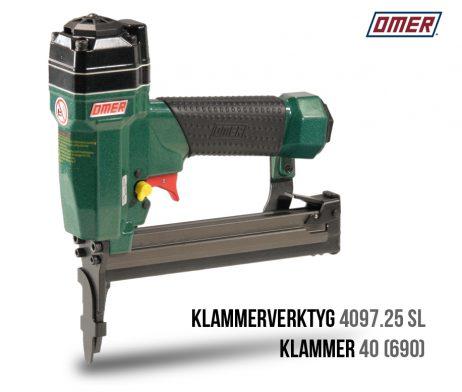 Klammerverktyg 4097.25 sl lång nos för klammer 40 eller 690