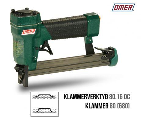 Klammerverktyg 80.16 OC