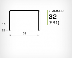 Klammer 32