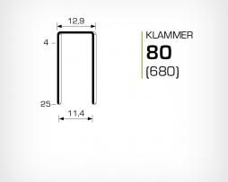Klammer 80