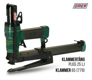 Klammertång PL65.25 LJ för klammer 65 eller 779