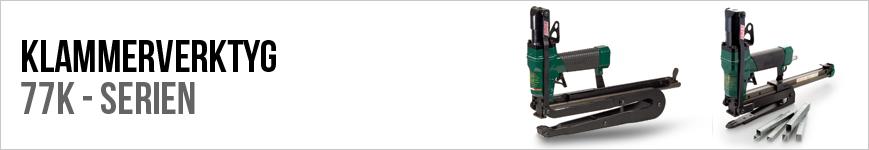 Klammerverktyg klammertång klammer 77K